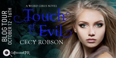 Blog Tour: Touch of Evil by Cecy Robson