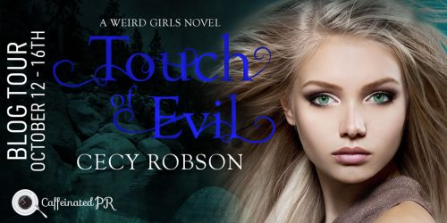 Touch of Evil Blog Tour